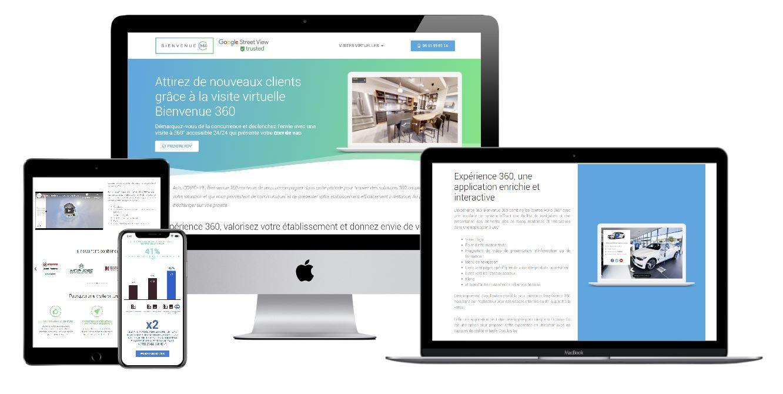 site internet visite virtuelle